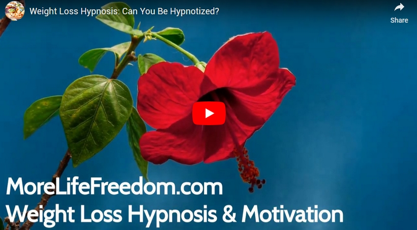 Weight Loss Hypnosis – Can You Be Hypnotized? (Guided Meditation)